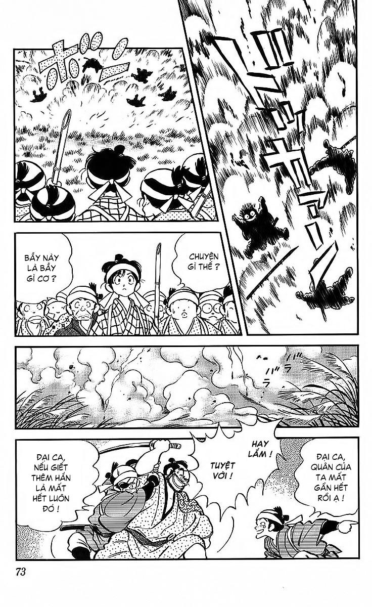 Nijiiro Togarashi - Ớt Bảy Màu chap 43 - Trang 15