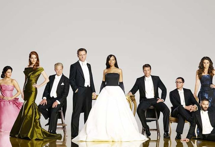 Scandal - Season 4 - Cast Promotional Group Photo