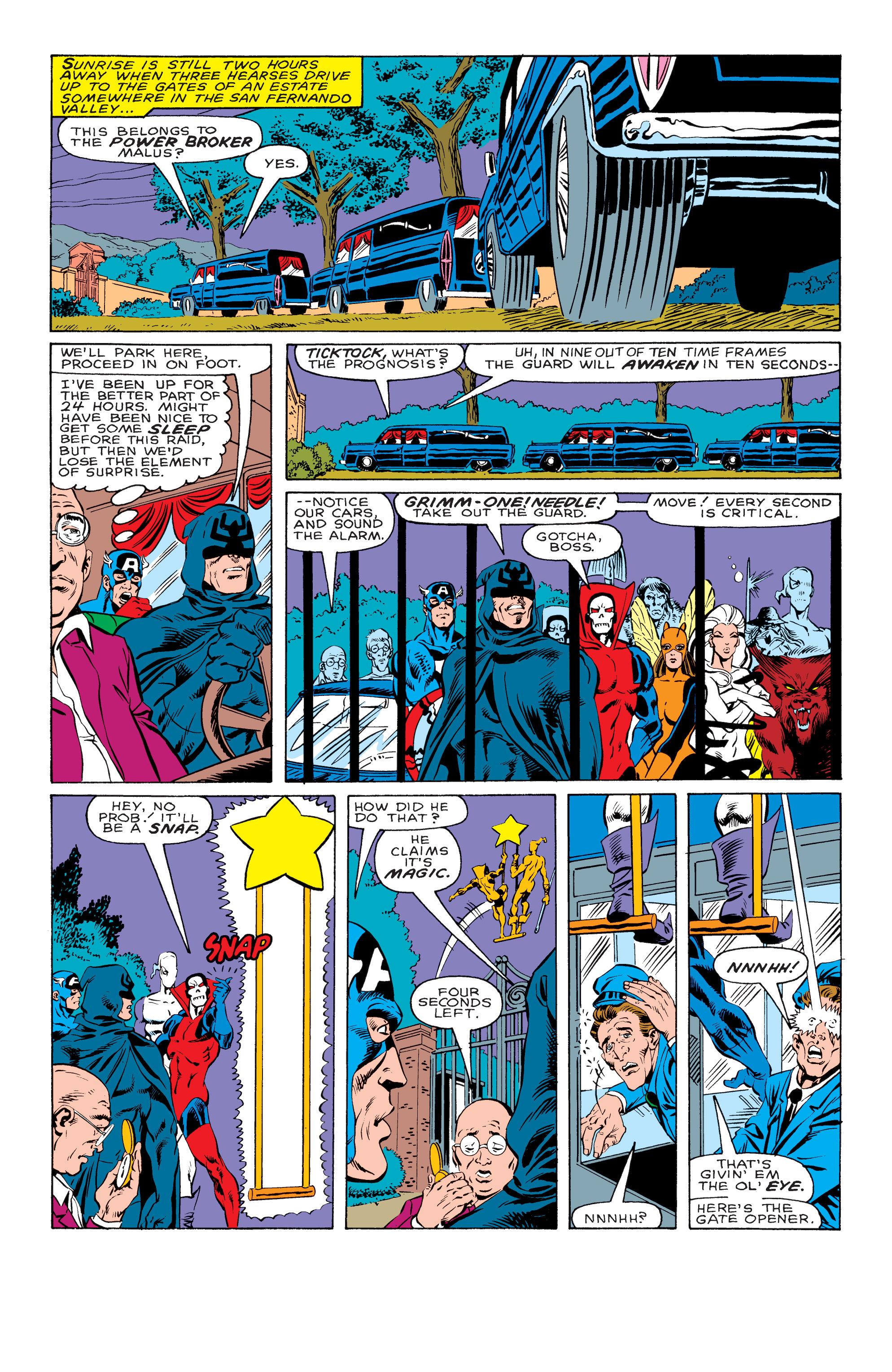 Captain America (1968) Issue #330 #259 - English 14