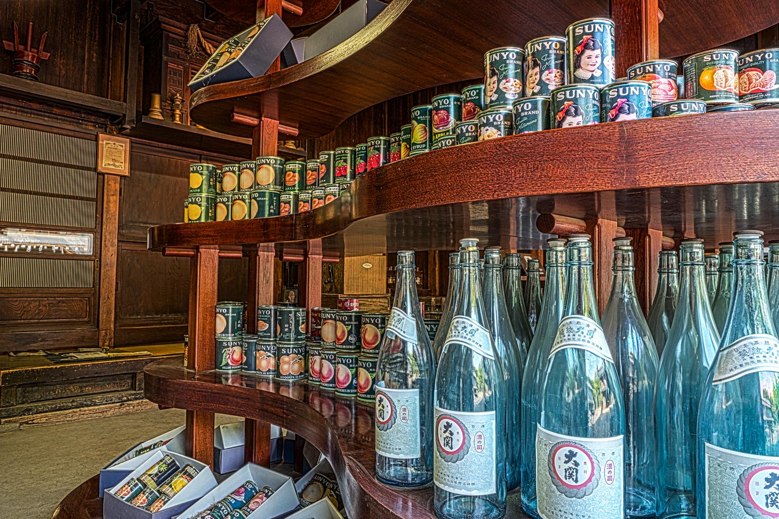小寺醤油店の写真 HDR