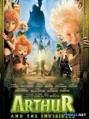 Arthur Và Những Người Bạn Vô Hình Arthur And The Invisibles