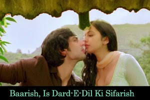 Baarish, Is Dard-e-dil Ki Sifarish