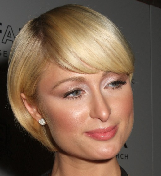 blonde bob hairstyles. Blonde Bob Hairstyle