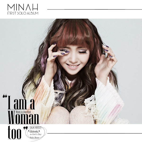 Minah I Am A Woman Too Cover
