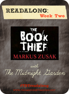 The Book Thief Readalong: Week Two
