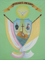 ¿Qué significa el escudo de las HIjas del Divino Salvador?