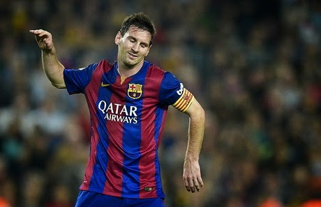Messi Sedang Mencari Yang Terbaik