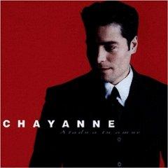 Cubierta alternativa del disco de Chayanne: Atado a tu Amor