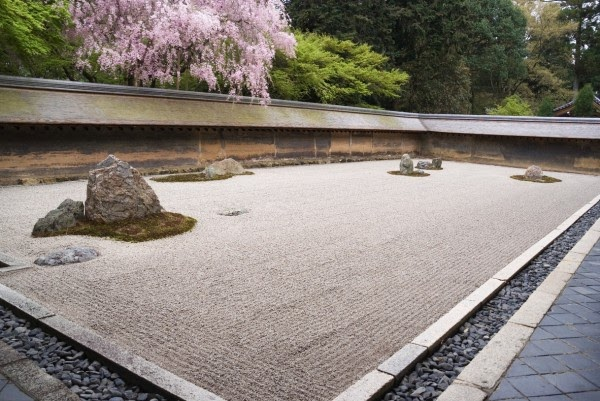 deco Tipos de Jardim Japonês