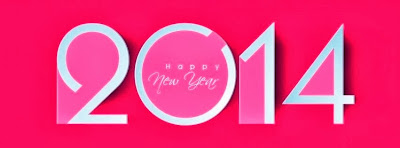 Decent Happy New Year 2014 Facebook Covers