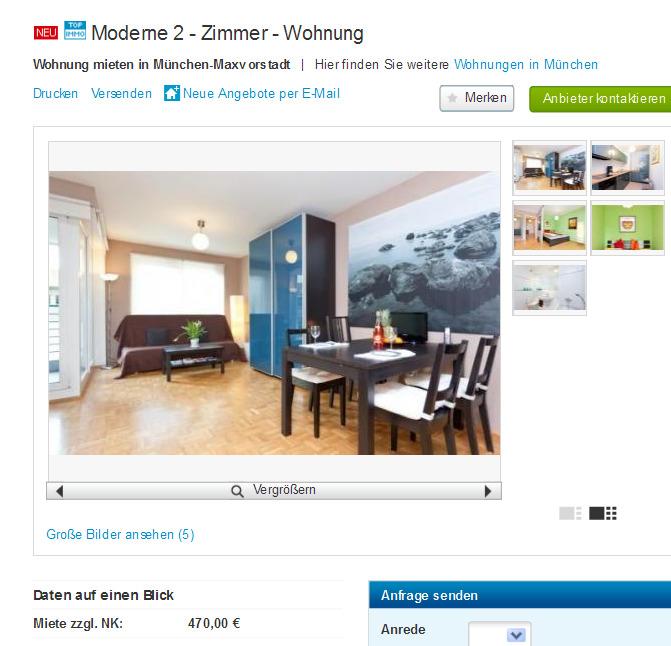 Wohnung Mieten Wuppertal Barmen  Zimmer