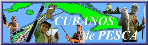 CUBANOS DE PESCA