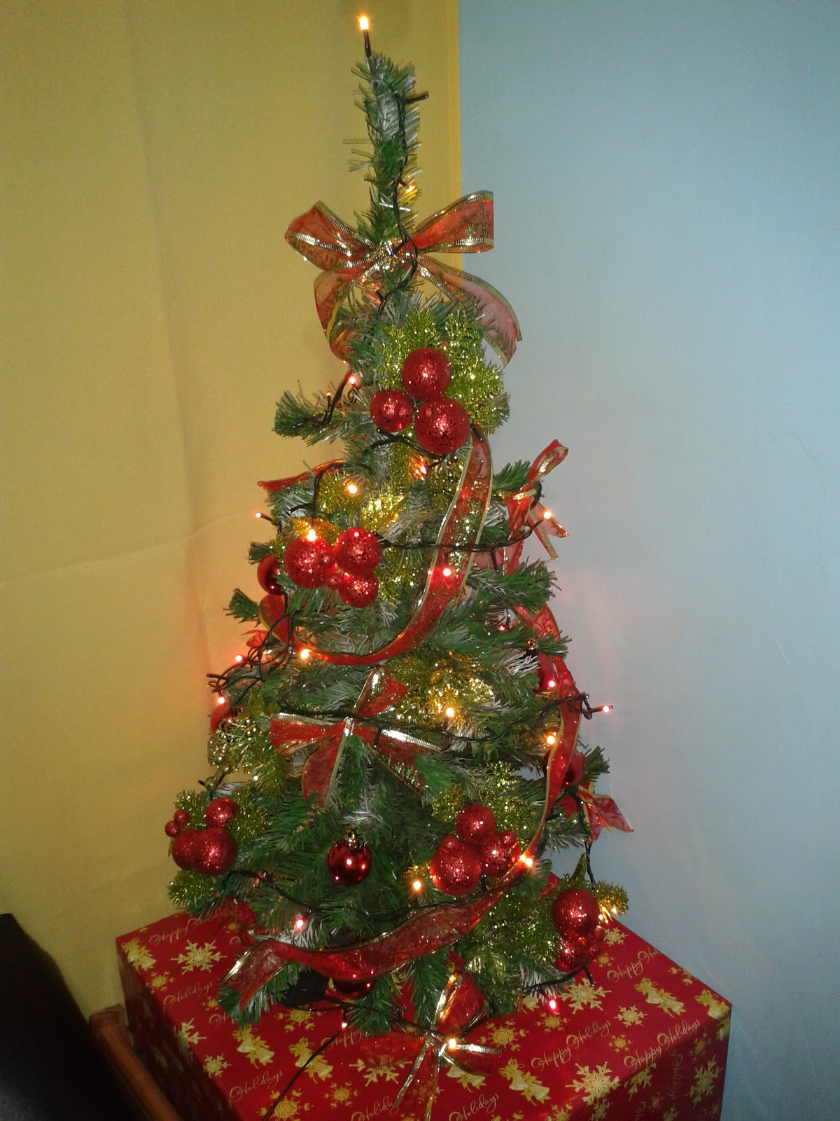 Our Little Christmas Tree