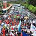 Polisi Jakarta Sempat Cegah Pergerakan Demonstrasi Buruh