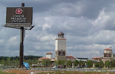 Johor Premium Outlet opens on Dec 11