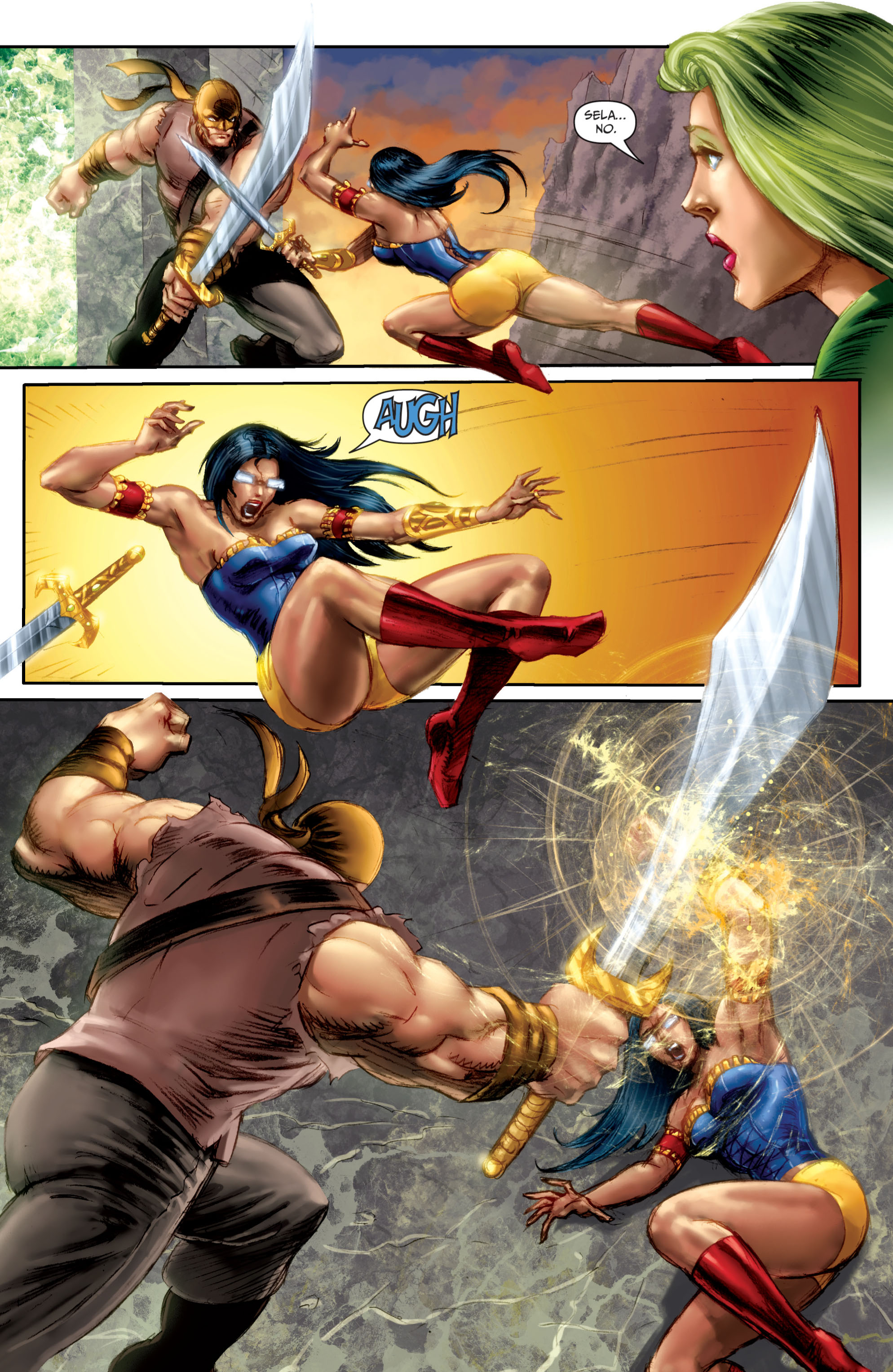 Grimm Fairy Tales (2005) Issue #67 #70 - English 9