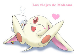 Los viajes de Mokona