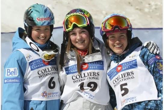 NAMC Montessori values olympic spirit dufour-lapointe sisters