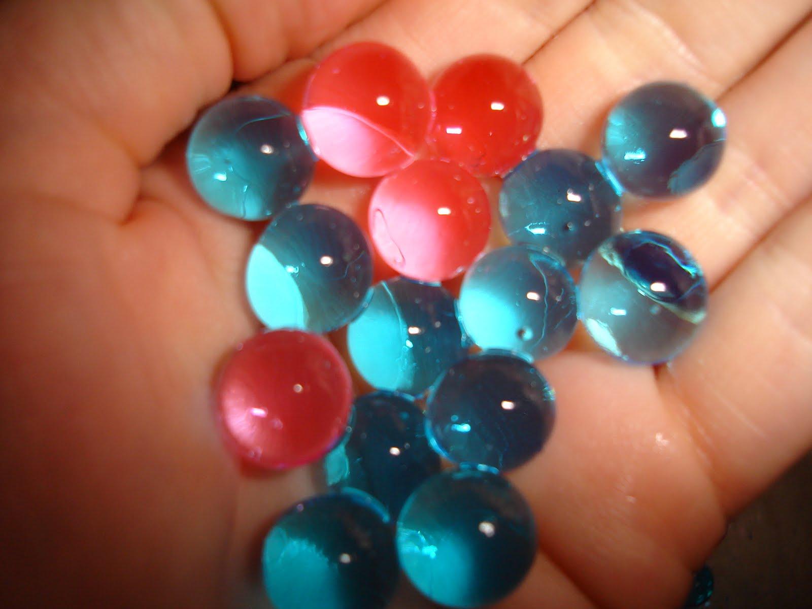 Как сделать шарики орбис в домашних условиях без желатина