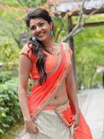 Kajal Agarwal glam pics from Jilla movie-cover-photo