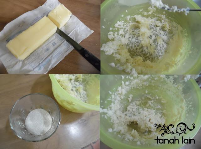 Galletas de limón y de anís