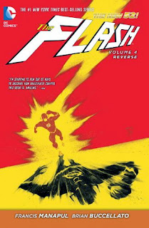 If Flash Vol     Reverse were just another volume in an  quot average quot  Flash run  though Flash comics have been consistently above average on and off for decades