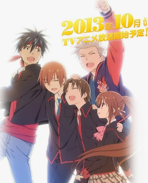 Little Busters: Refrain