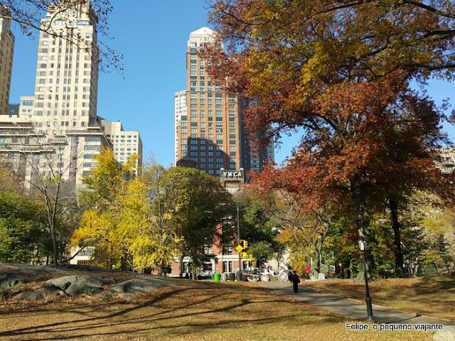 West Side YMCA no Central Park
