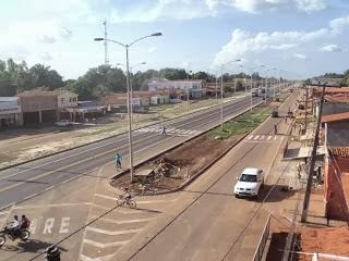 Avenida Rodoviaria de Alto Alegre do Maranhão