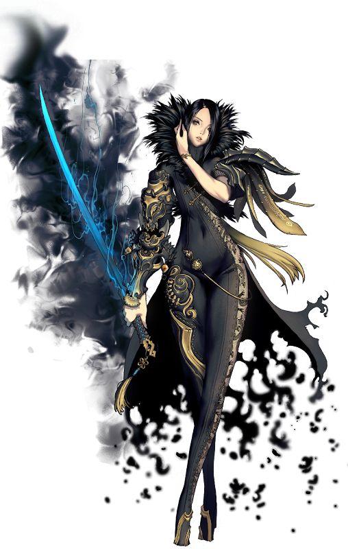Blade and soul freebies