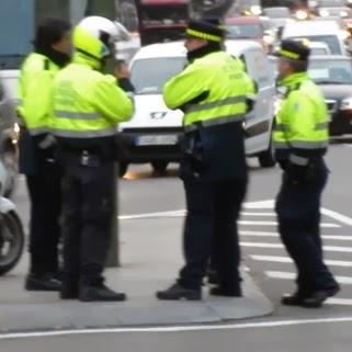 funcionarios policia local