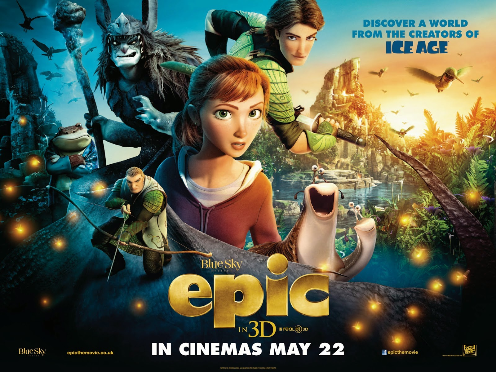 Epic 2013 Full Movie Watch Online Free Hd 720p You Are Important