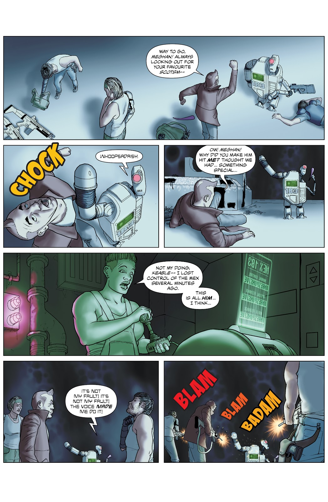100% Biodegradable Issue #18 #18 - English 21
