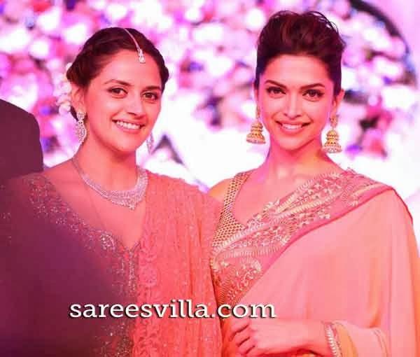 Deepika Padukone and Ahana Deol