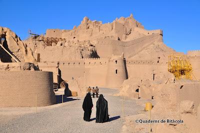 Bam, ciudadela de Bam, Iran