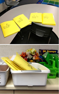 classroom organization for guided reading
