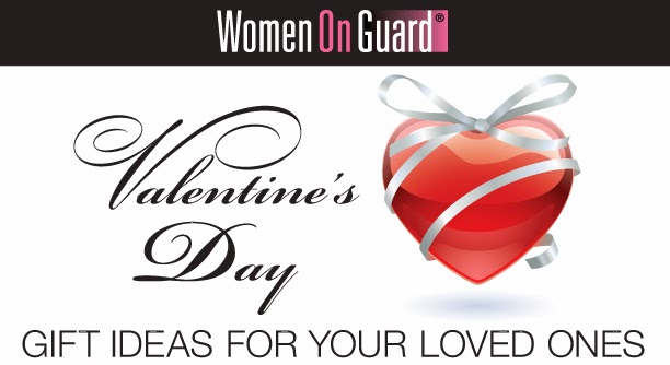 WomenOnGuard.com has great Valentine's Day gift ideas for your loved ones this holiday.