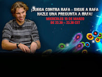 Rafa Nadal Pokerstars The World
