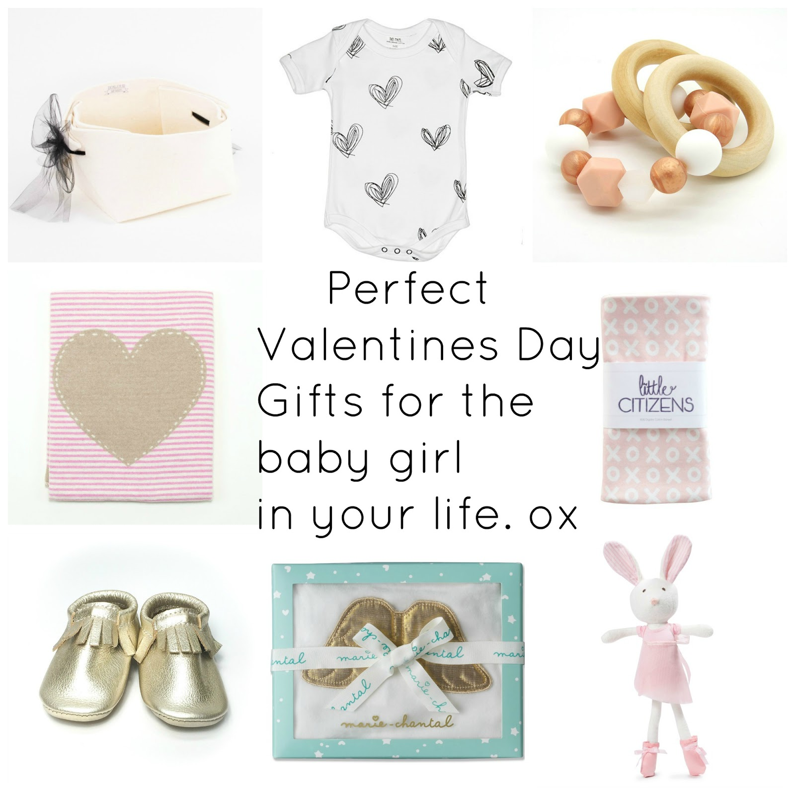 Perfect valentines day gifts baby girl edition kelsey for Perfect valentines day gifts