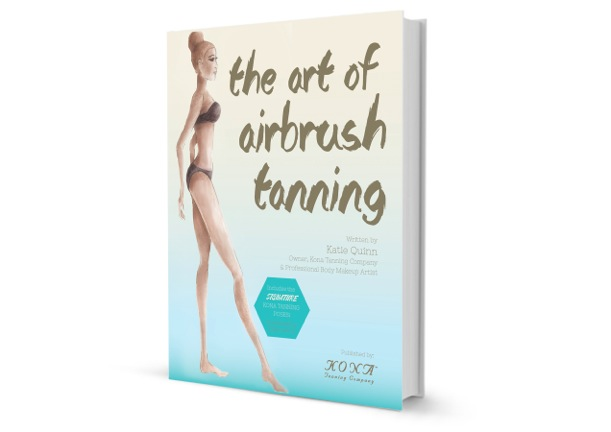 Learn The Art of Airbrush Spray Tanning Today - NEW Kona Tanning Ebook