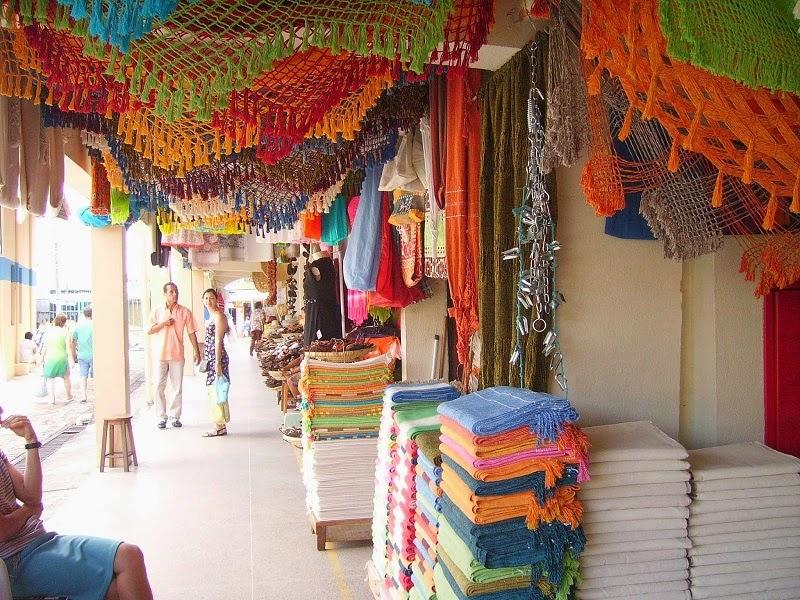feira de artesanato de Maceió - Alagoas