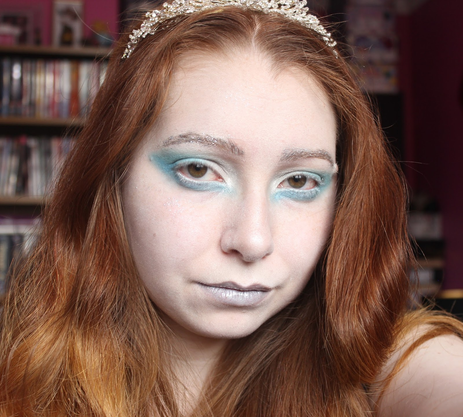 Frosty Makeup