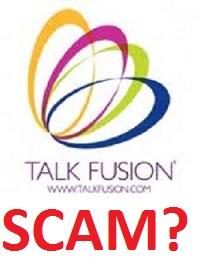 talk fusion scam