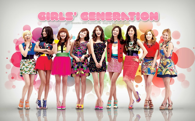 132123-Trendy SNSD Girls Generation HD Wallpaperz