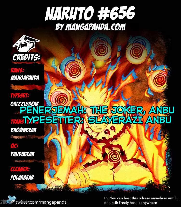 Naruto - Chapter:656 - Page:01