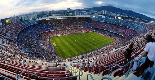 متابعة مباراة برشلونة وريال مدريد