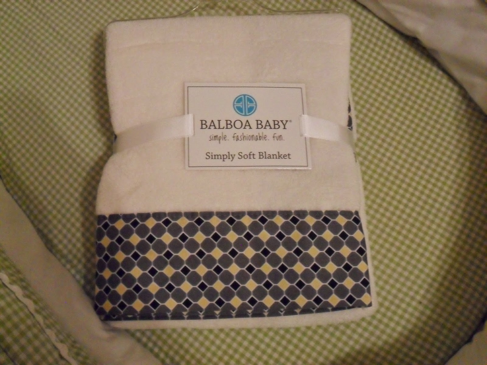 Snuggle Time with Balboa Baby Simply Soft Blanket. Review (Blu me away or Pink of me Event)