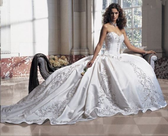 The best wedding dress in the world