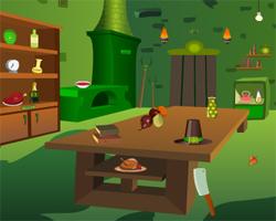 Solucion Green Room Escape Guia