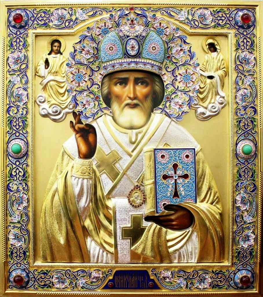 Azi 6 decembrie praznuirea Sfantului Ierarh Nicolae !